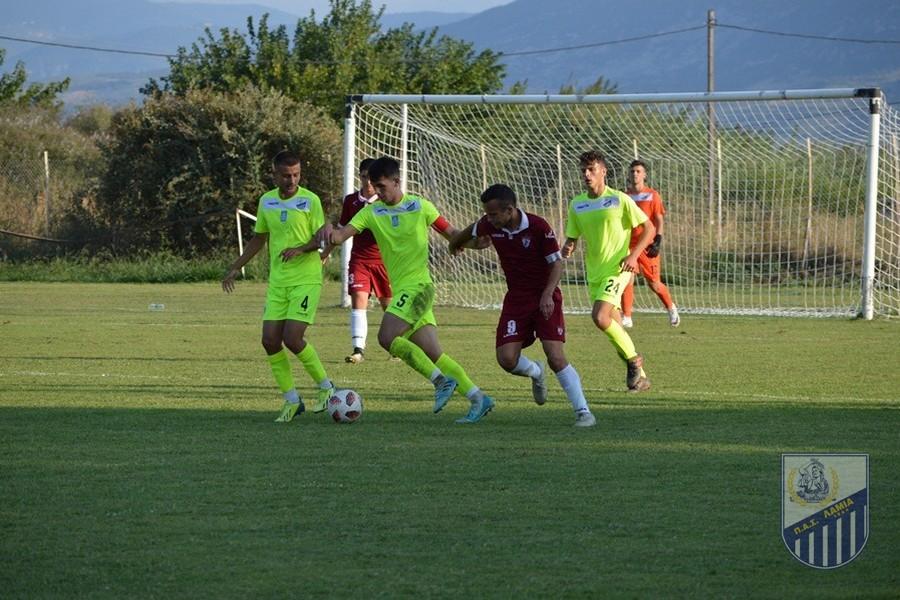K17: ΠΑΣ Λαμία – ΑΕΛ 0-3