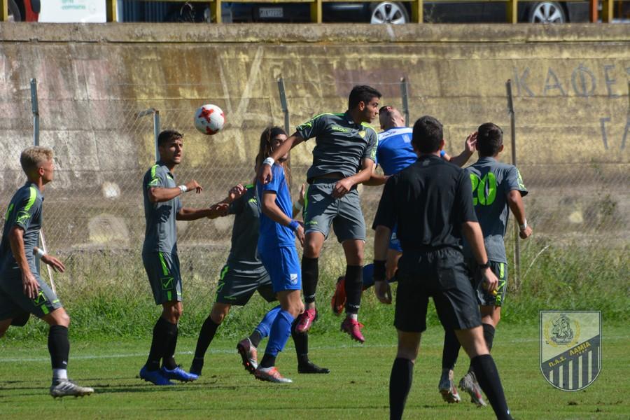 Κ19: ΠΑΣ Λαμία – Παναιτωλικός 0-1