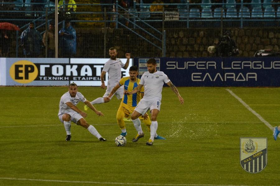 ΠΑΣ Λαμία – Παναιτωλικός 0-0