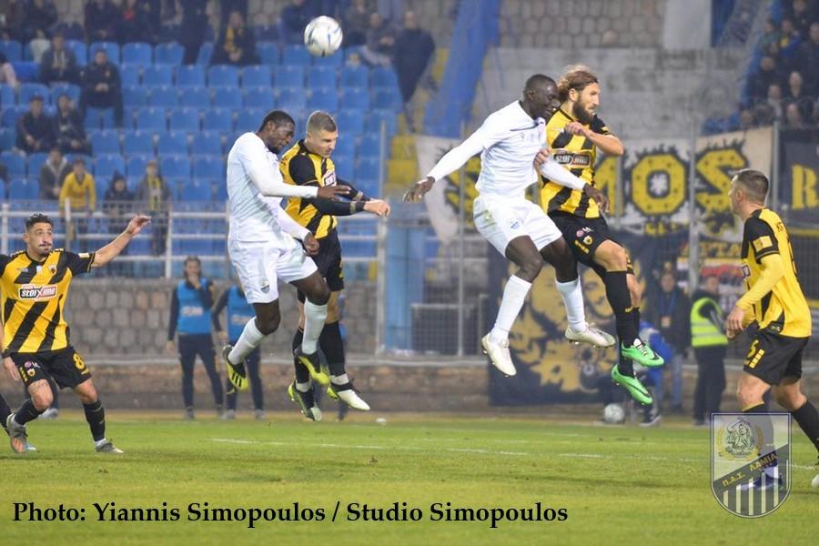 ΠΑΣ Λαμία – ΑΕΚ 0-0