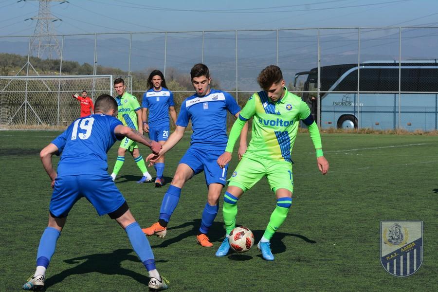 Κ19: ΠΑΣ Λαμία – Αστέρας Τρίπολης 1-3