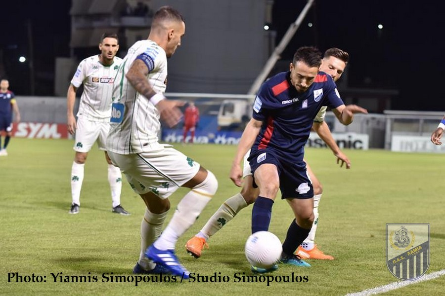 ΠΑΣ Λαμία – Παναθηναϊκός 0-2