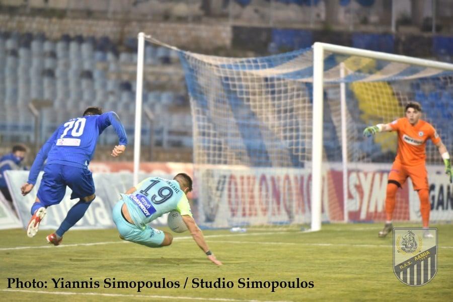Η παρακάμερα του ΠΑΣ Λαμία – Ατρόμητος Αθηνών 0-0