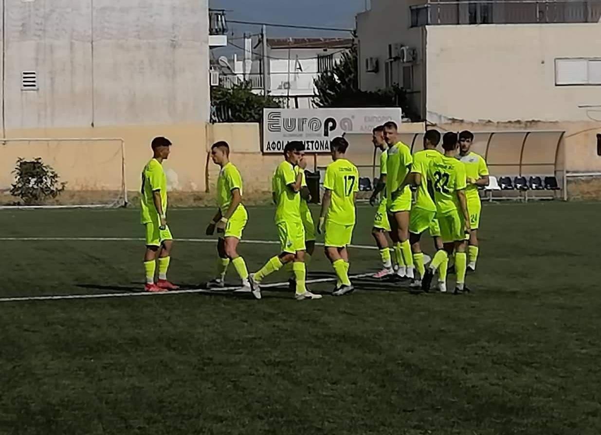 Κ19: Ατρόμητος Αθηνών – ΠΑΣ Λαμία 1-0